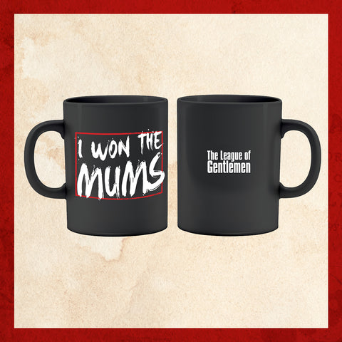 I Won The Mums Mug