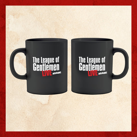 The League of Gentlemen Live Again! Tour Mug