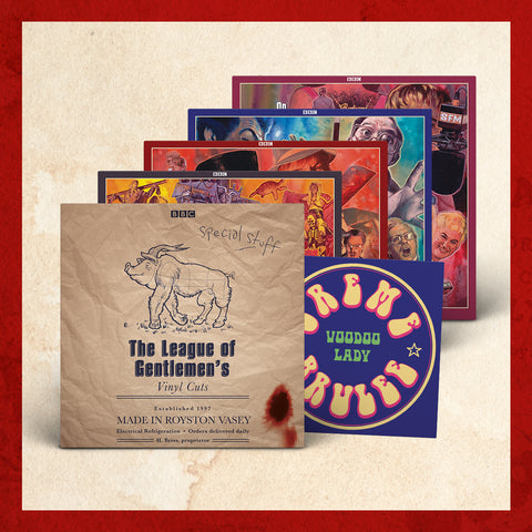 THE SPECIAL STUFF -  Strictly Limited Edition - Vinyl Cuts Box Set