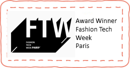 Award Winner Fashion Tech Week Paris