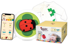 Mary by sticklett All-in-One Newborn Set
