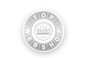 Top of Webshop Silver Award