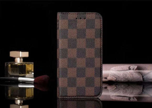leather wallet LL23 iPhone case for iPhone 6/6s/7/8/6plus/7plus/8plus iPhone Xs max