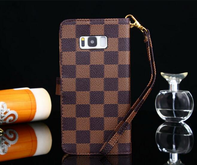 leather wallet  Phone case for Samsung galaxy s10/galaxy s9 Plus/S8/S Plus/Note 10+/Note 9/8/5