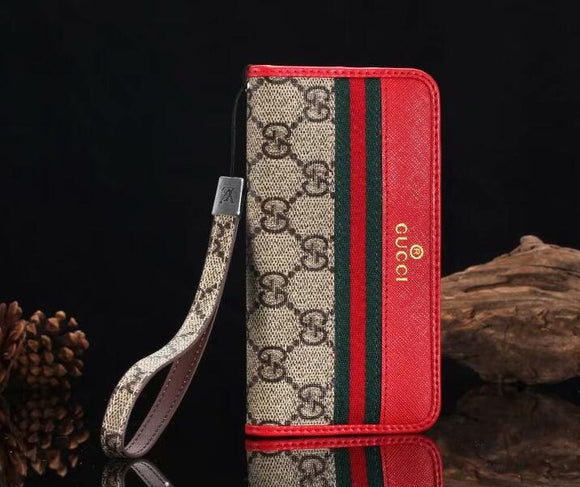 leather wallet gg12 iPhone case for iPhone 6/6s/7/8/6 plus/7 plus/8 plus iPhone XS MAX
