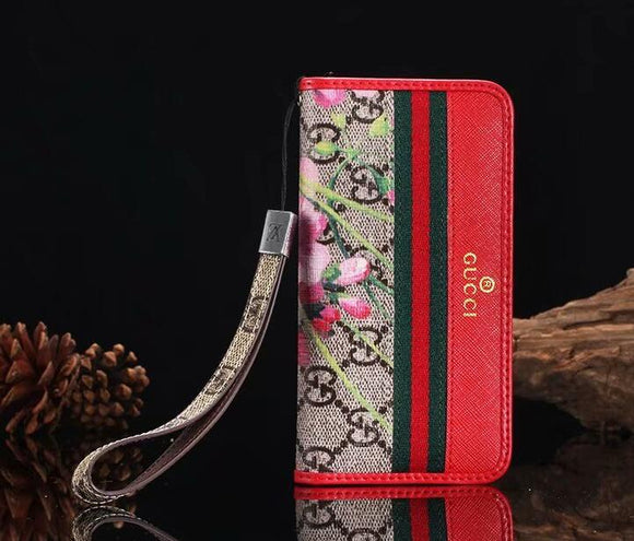 leather wallet GG92 iPhone case for iPhone 6/6s/7/8/6 plus/7 plus/8 plus iPhone X