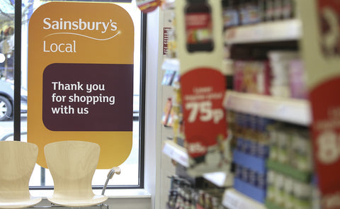 Safety of selling e-cigarettes in Sainsbury's