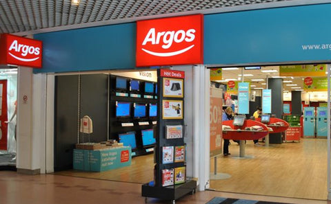 Argos selling e-cigarette devices
