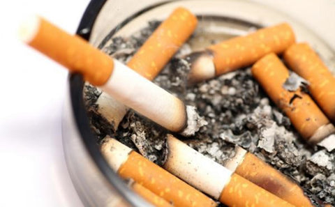 Why is smoking cigarettes addictive?