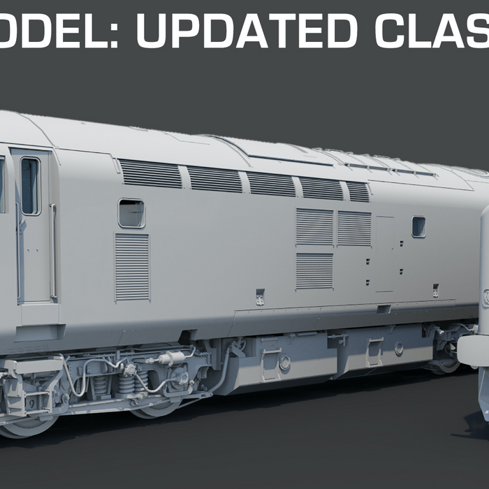 New Announcement: Modern Class 37/4 - Another Missing Link!
