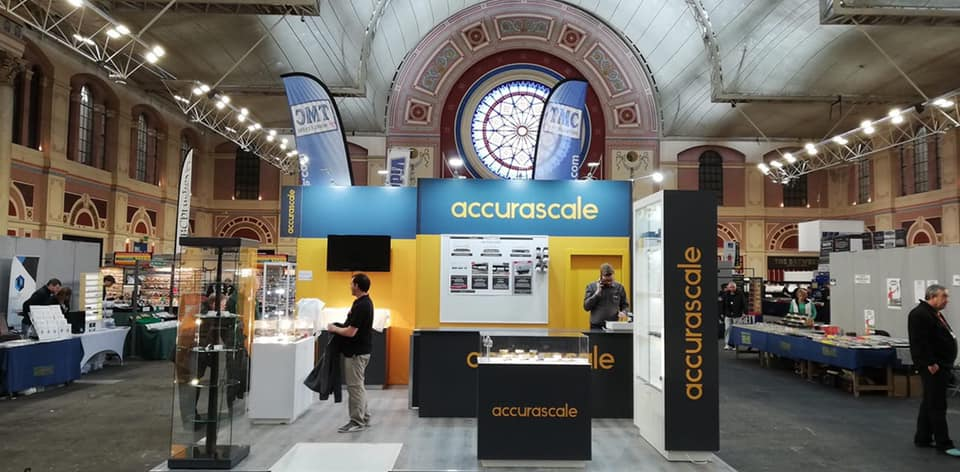 Come visit Accurascale at the London Festival of Railway Modelling and Alexandra Palace