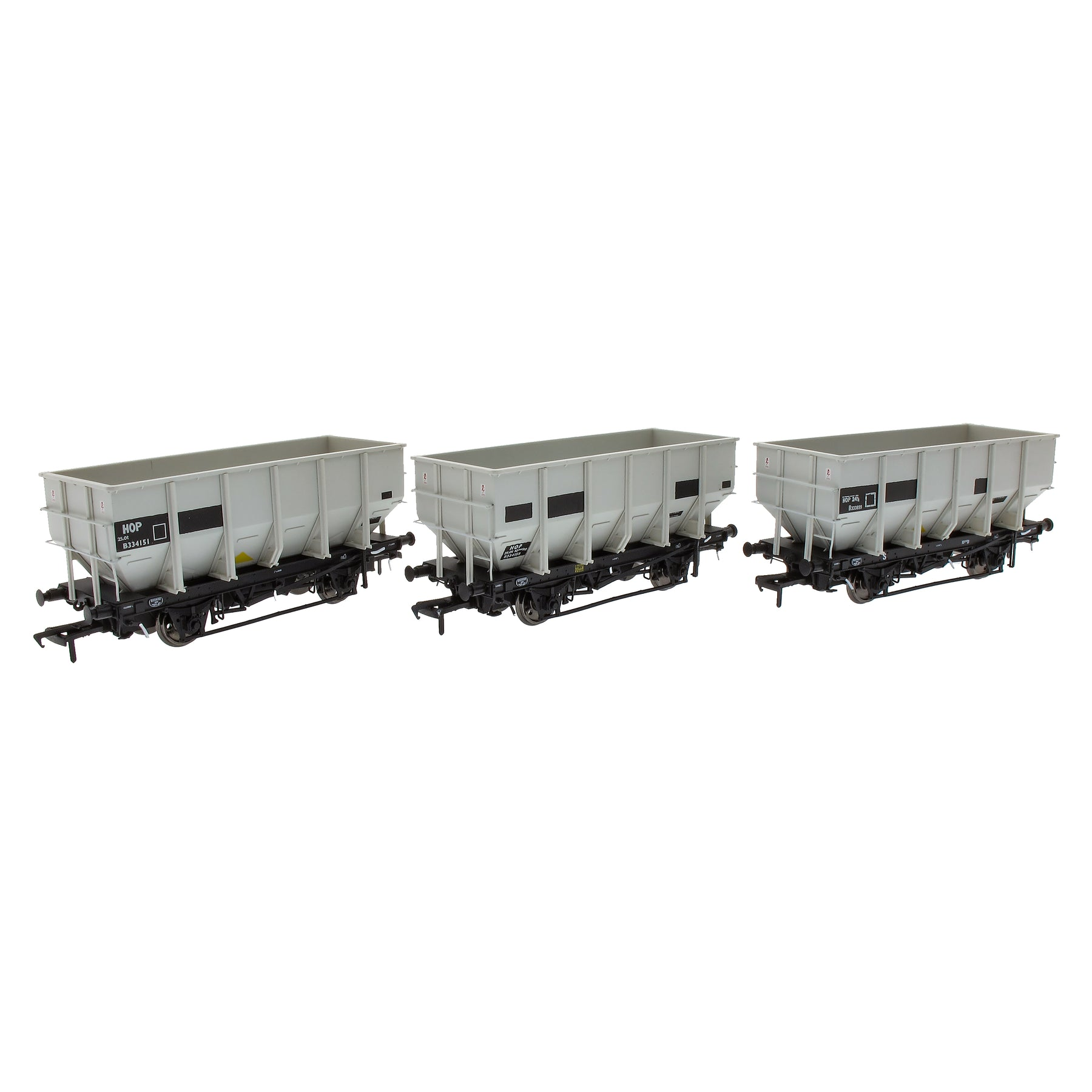New Announcement: Pre-TOPS BR Hopper Wagons Are Back!