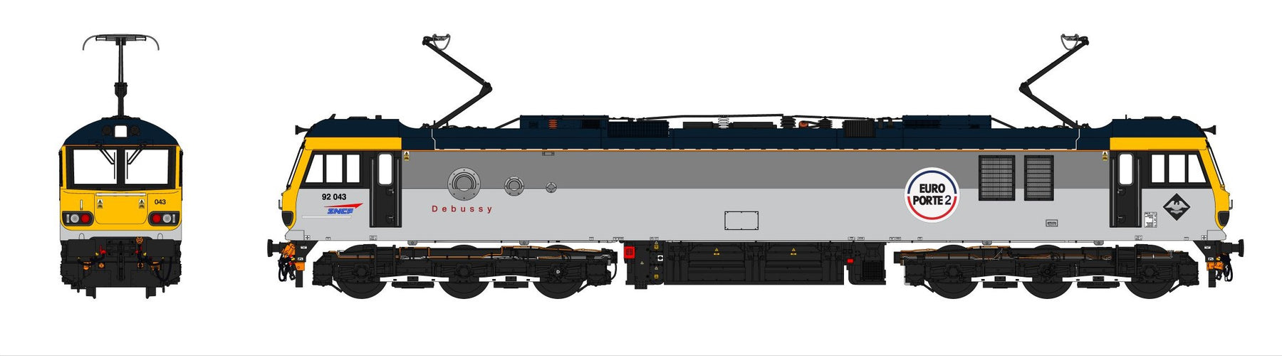 Class 92 Update - We need to talk about those pans..