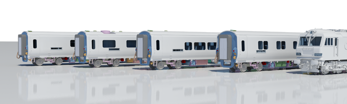 Sleeping Beauties! A Look at our Caledonian Sleeper CAD!
