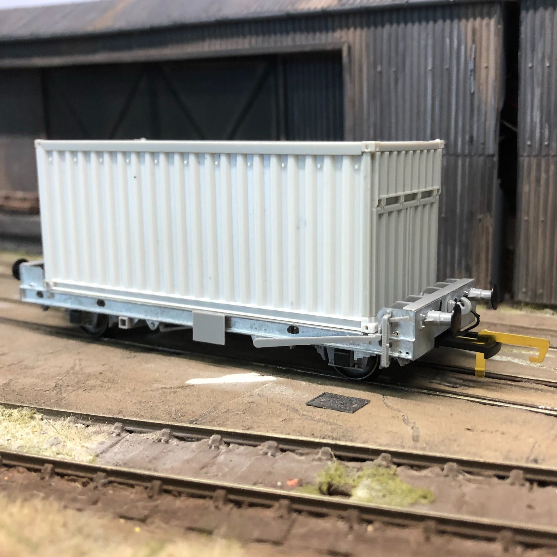 A First Look At The PFA Flat Wagon!