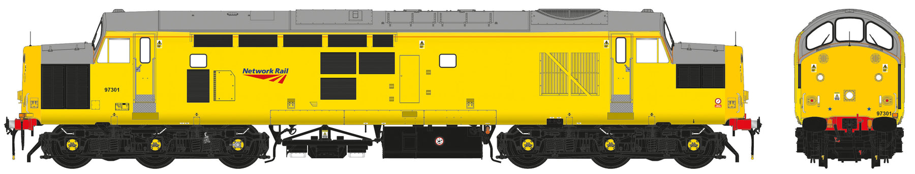 Network Rail 37 Launches 'Accurascale Exclusives' Range of Special Editions!