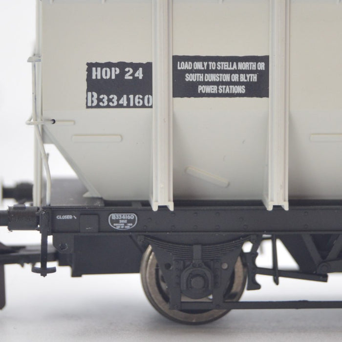 First Look at Decorated HOP24 Wagons