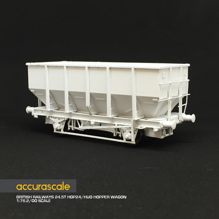 A first look at the 24.5t HOP24/HUO hopper wagon