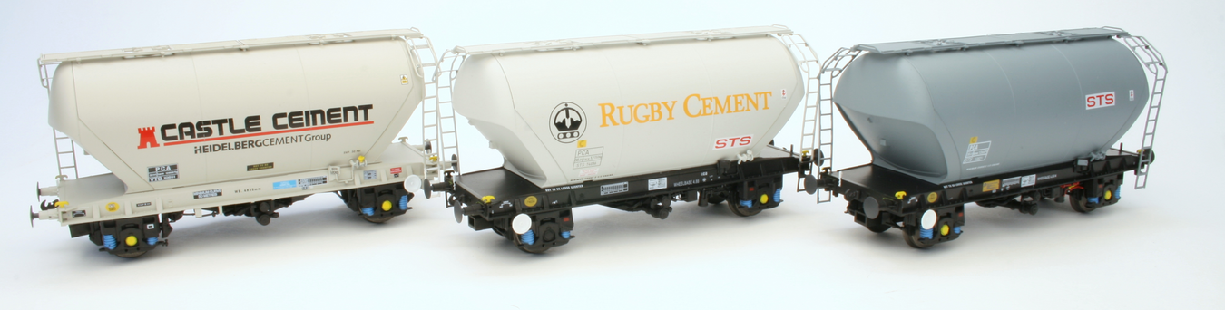 PC017B/C PCA Bulk Cement Wagon