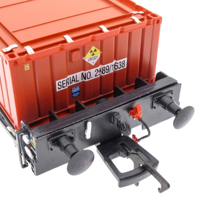PFA - DRS LLNW - Nuclear Half Height Container Q
