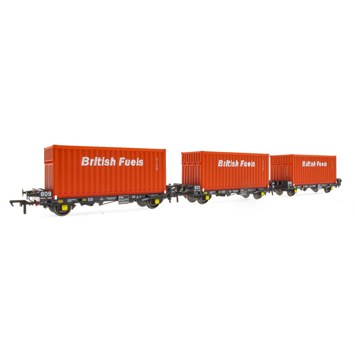 PFA - British Fuels Coal Containers H