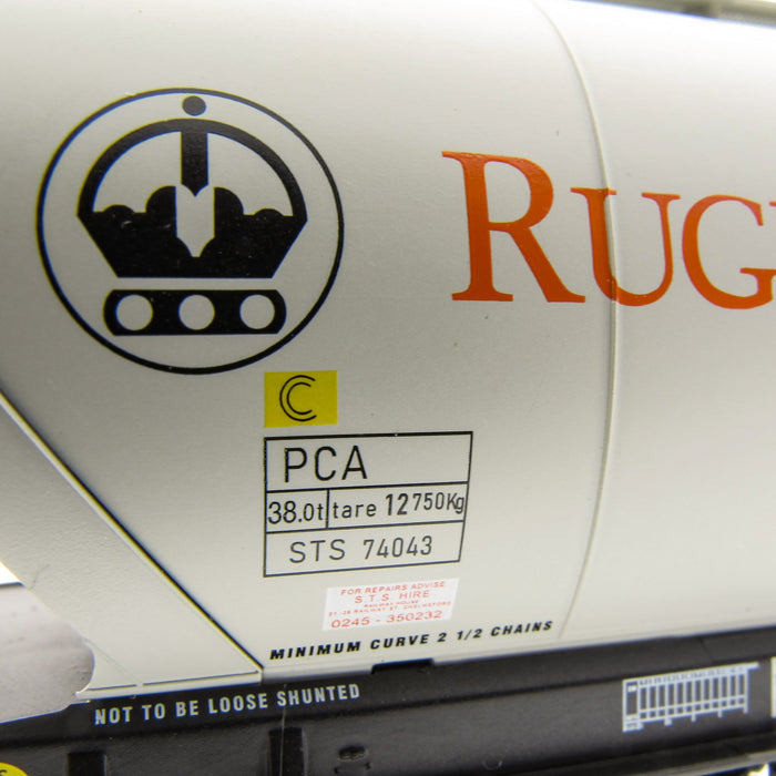 PCA Bulk Cement - Rugby Cement Pack I