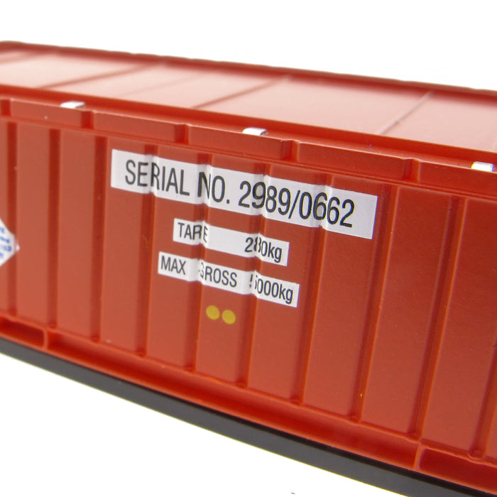 PFA - DRS LLNW - Nuclear Half Height Container N