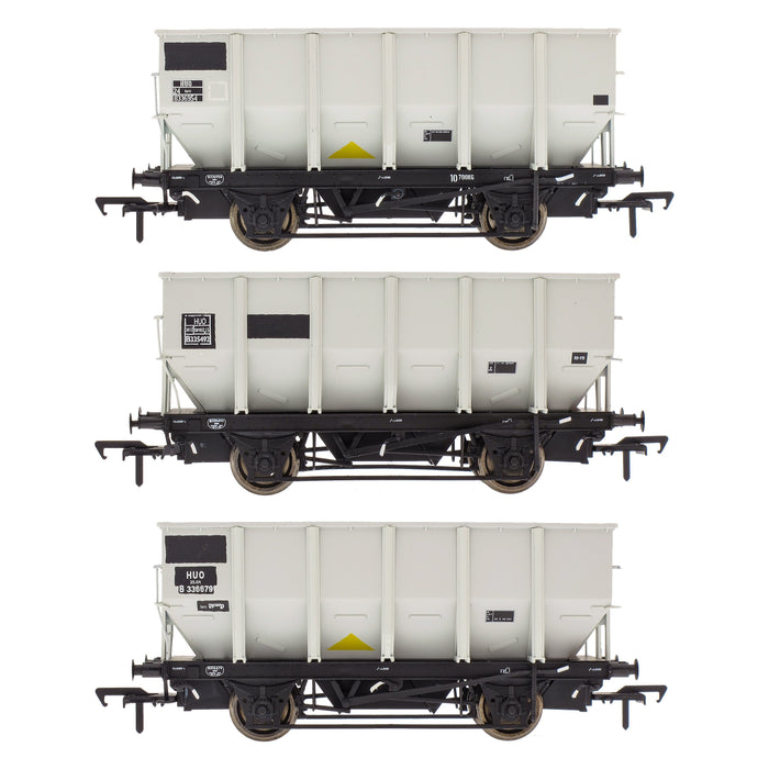 BR 24.5T HOP24/HUO Coal Hopper - Grey TOPS- Pack K