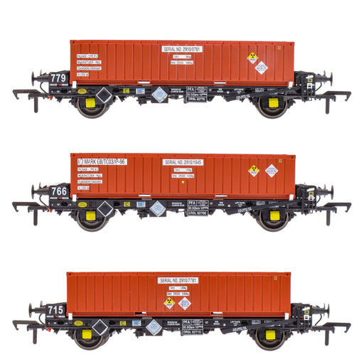PFA - DRS LLNW - Nuclear Half Height Container R