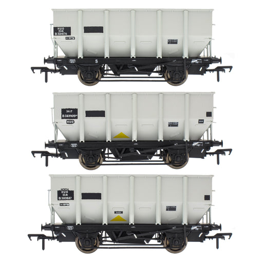 BR 24.5T HOP24/HUO Coal Hopper - Grey TOPS- Pack G