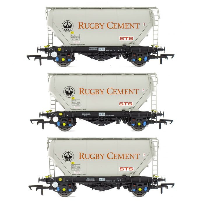 Bundle PCA - Rugby Cement