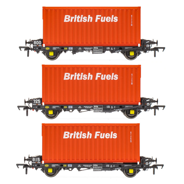PFA - British Fuels Coal Containers G
