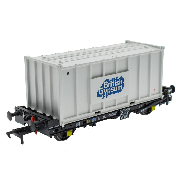 PFA - Gypsum Container U