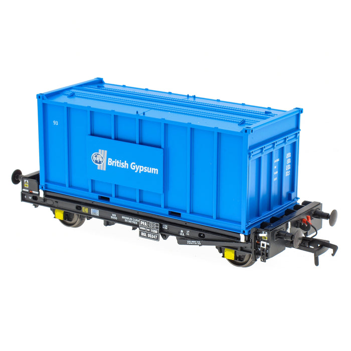 PFA - Gypsum Container J
