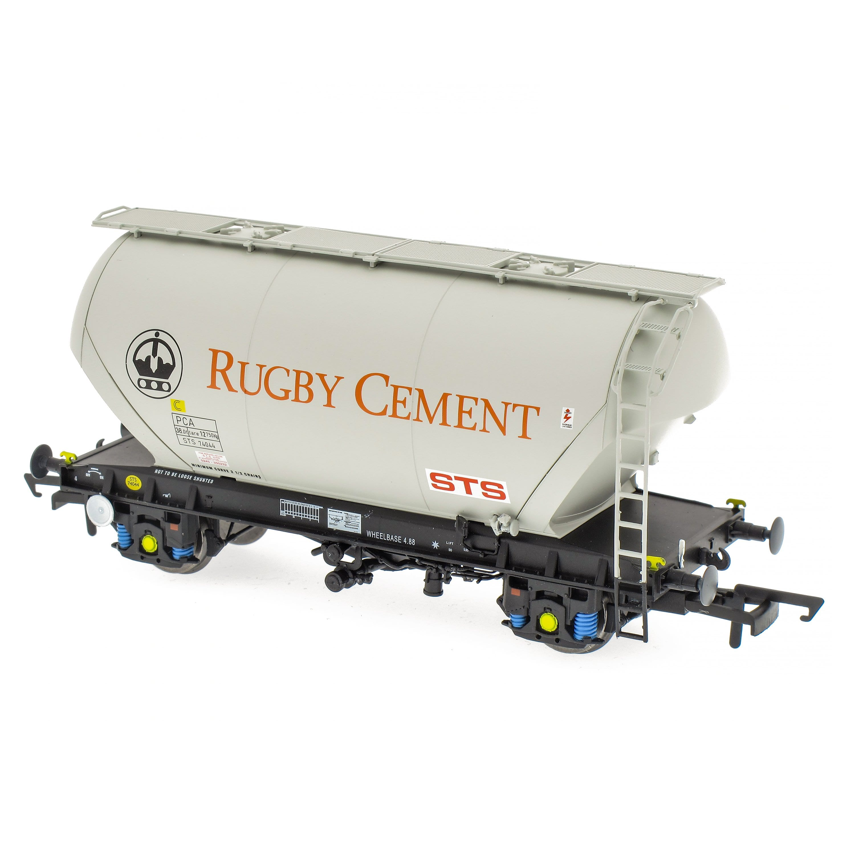 PCA Bulk Cement - Rugby Cement Pack F