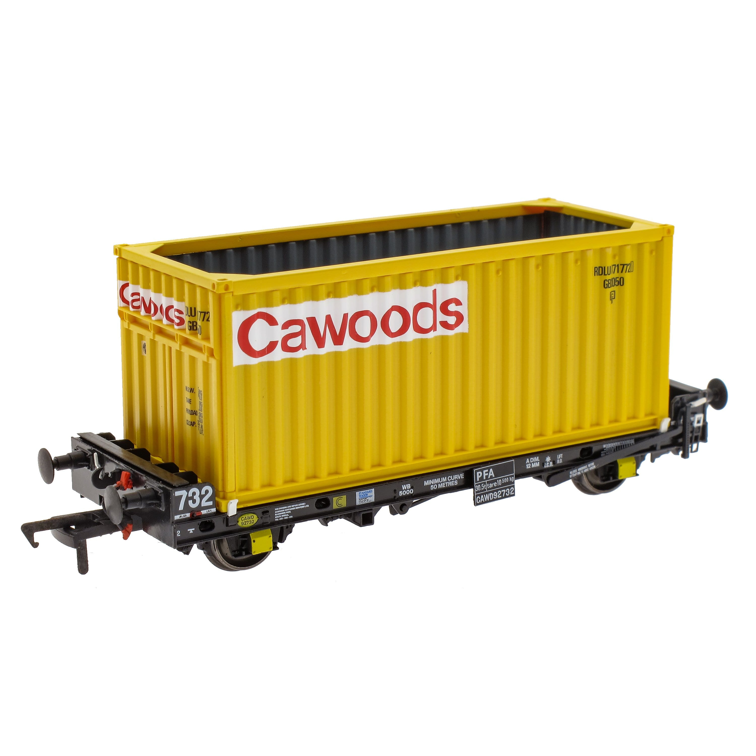PFA - Cawoods Coal Containers S