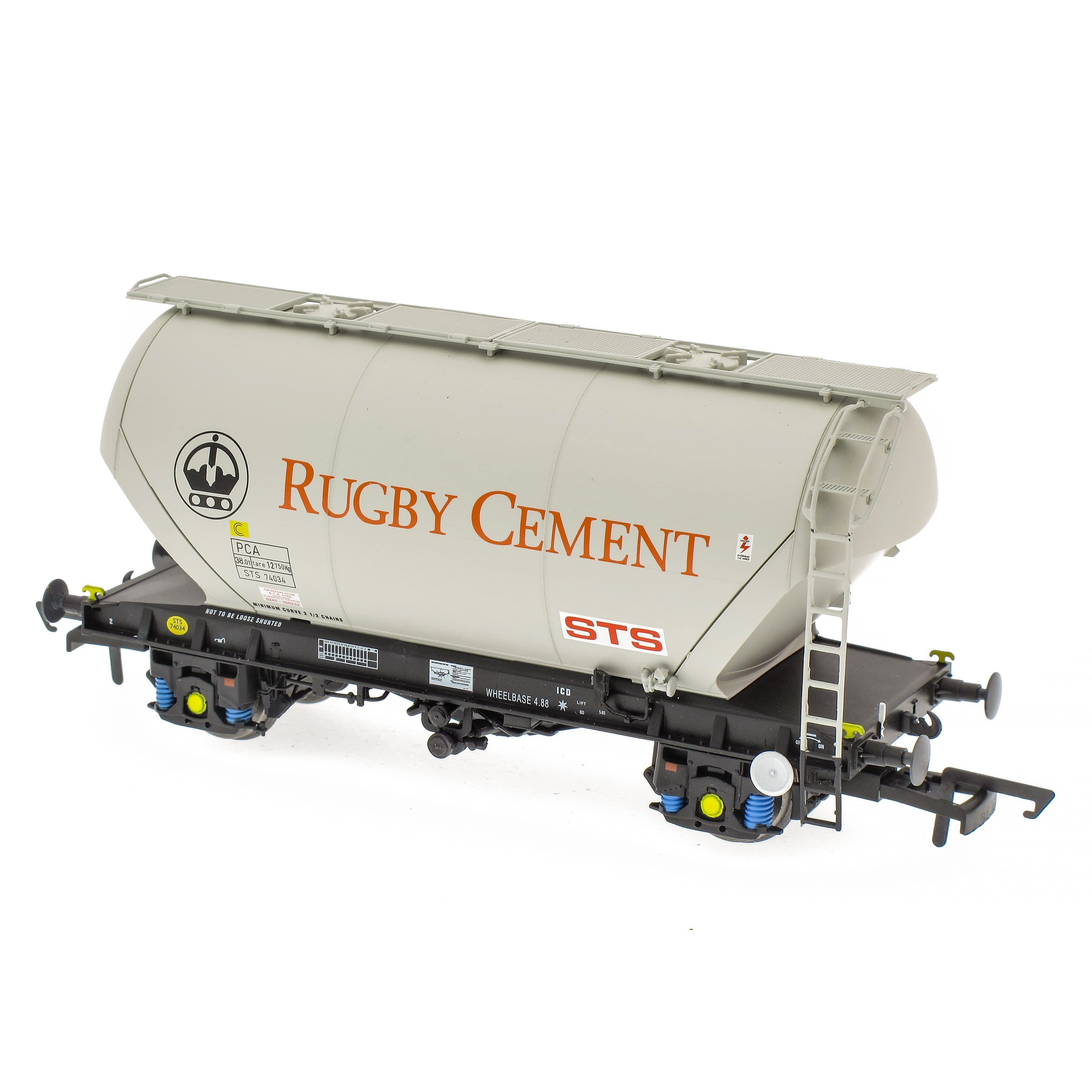 PCA Bulk Cement - Rugby Cement Pack H