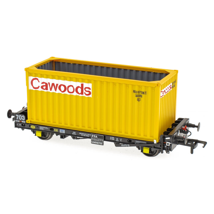 PFA - Cawoods Coal Containers A