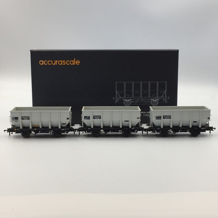 BR 24.5T HOP24/HUO Coal Hopper - Grey pre TOPS- Pack B