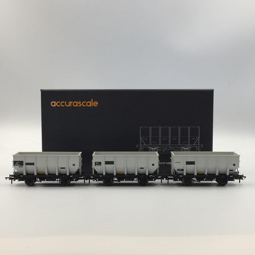 BR 24.5T HOP24/HUO Coal Hopper - Grey pre TOPS- Pack D