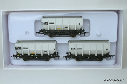 BR 24.5T HOP24/HUO Coal Hopper - Grey pre TOPS- Pack C