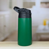 12-ounce-vacuum-insulated-stainless-steel-flip-sport-lid-kids-bottles-powder-coated-forest-green-polar-camel