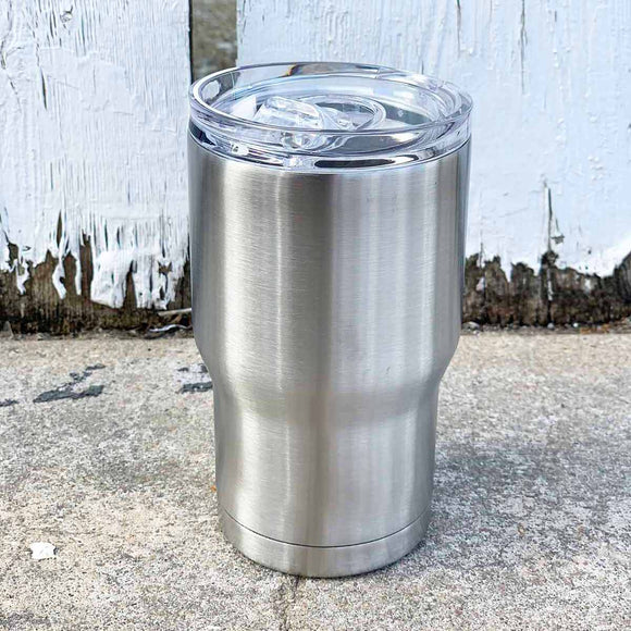14 oz Curve Travel Tumbler for Kids Insulated Stainless Steel + Slider Lid