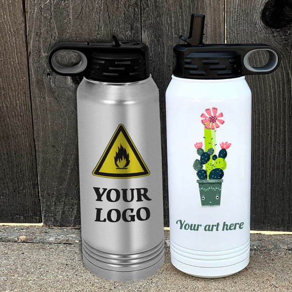 30_oz_color_logo_printed_water_bottle_sport_lid_straw_stainless_steel_insulated_polar_camel