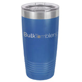 SALE - Bulk Wholesale Personalized Laser Engraved Stainless Steel Vacuum Insulated Tumblers - $13.50 each (Min 72 pieces)
