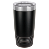Let's Get Buzzed Bee Insulated Wine/Coffee/Beverage Stainless Steel Tumbler
