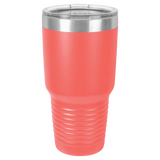 30 oz Stainless Steel Insulated SureGrip Tumblers, Blank, Polar Camel Lid