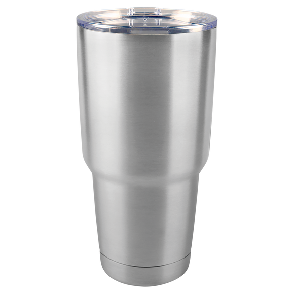 FLASH SALE - CASE of 24 - Blank Bulk 30 oz Stainless Steel Insulated Tumblers
