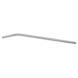 "10"" Stainless Steel Reusable Environmentally-Friendly Straw"