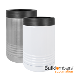 Sublimation Blank Beverage Holder for Can / Bottle, Insulated Stainless Steel